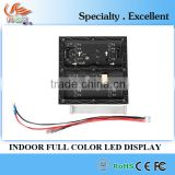 RGX indoor 6mm pixels and full color tube chip color smd led module p6