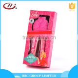 BBC Along Came Betty Gift Sets OEM 009 Cheap custom cute pink kids long lasting lip gloss