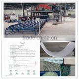 fireproof fiberglass sheet production line