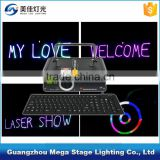 laser show system 400/500mW rgb typewriting laser light                                                                         Quality Choice