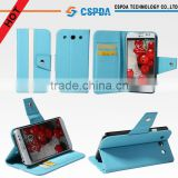New Arrival Wallet Stand Leather Case Cover for LG Optimus G Pro F240