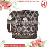Baby diaper bag wholesale diaper pocket for baby, large and roomy diaper bag manufacturer