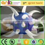 guangzhou city balloon inflatable globe with warranty 12 months