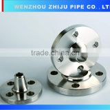 Welding Collar Flange 304 Steel Flange For Oil Pipeline Equipment