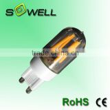 220-240V 3W 2700K-7000K CE/RoHS COB G9 LED corn Bulbs                                                                         Quality Choice