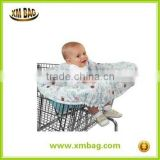 Comfortable and Safty Shopping cart cover for baby,shopping cart seat and restaurant high chair cover