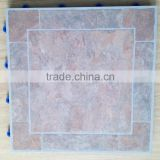 Plastic Flooring Type and Pvc Material interlock pvc flooring tiles super market trade show wooden flooring