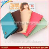 Discount sale 9 color Beatiful Lady bank card organizer for purse Card holder Card case for Collection