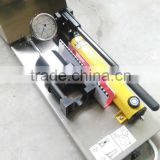 Parker EOKARRYMAT portable munal hydraulic cutting ring pre-assembly machine in factory price DIN2353