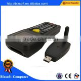 Bizsoft Acanlogic E-1008plus handheld wireless mobile data collector with USB port for warehouse