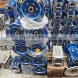 1:40 ratio gearbox Worm Gear small gear box