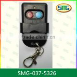 330mhz gate remote control/dip switch 330mhz remote/ic 5326p-3 remote control SMG-037