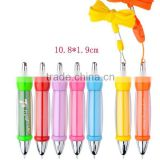 Colorful Advertising Lanyard Pen, gift logo string ball pen                                                                         Quality Choice
