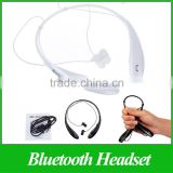 High Quality HBS-800 Stereo Earphone Bluetooth Headsets Neckband Headphone For LG Samsung Iphone