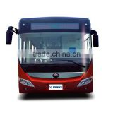 35-seater Yutong ZK6128HGE 12-meter left hand drive city bus for sale