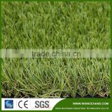 Best selling product grass mat home decro artificial grass carpet C-shape fiber synthetic landscape grass