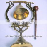 table brass bell/ new design table bell/ brass bells/ table bell/ govt officer bell NBB 006
