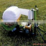 LLDPE Hay Bale Wrap silage film for store silage or hay grass