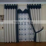 2014 china wholesale ready made curtain,3d peva shower curtain