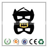 Alibaba China Black Batman Costume Felt Mask for Sale