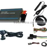 AVL gps tracking device for vehicle fleet management engine stop remotely gps car tracke
