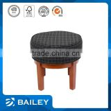 no folded and home stool & ottoman specific use fabric stool                                                                         Quality Choice