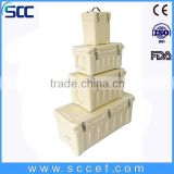 SCC brand 120L OEM rolling Ice chest ,ice cooler box OEM manufacturer