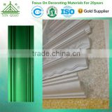 Facotry Making Gypsum Plain Coving Cornice Fiberglass Resin Mould