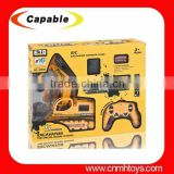 2015 new child toys 5 channel rc construction car with light                                                                         Quality Choice