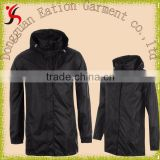 tall men jackets long sleeve black stand colar waterproof winter jacket                                                                         Quality Choice