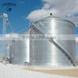 Different volume assemble steel storage silo wheat silo