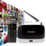 Hot selling CS918 android 4.4 quad core tv box 2gb 16gb kodi android tv stick