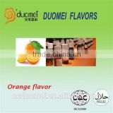Artificial orange flavoring liquid flavor water soluble food flavor for drink