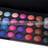 New deisgn 40 color high pigment glittery eyeshadow, eye shadow makeup