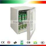 INQUIRY ABOUT upright bar beverage Led display beer can cooler of 46L
