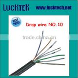 Drop wire NO.10 Telephone cable