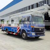 FOTON 4x2 HLQ5163GJKB platform lifting truck 22M good quality hot sale for sale