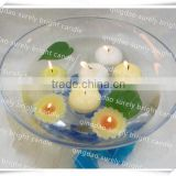 2016 New Creative Flower Shape Personalised Floating Candles                                                                         Quality Choice