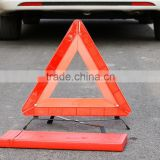 High quality Vehicle warning triangle frame/car warning signs/vehicle triangle warning signs