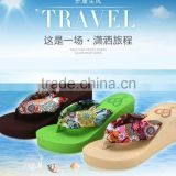 2015 663 LOULUEN Fashion High Heel Summer Women EVA Slipper                                                                         Quality Choice