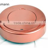 anti-dropping anti-collisiIntelligent Sweeping robotic vacuum cleaner with mop function Wet and Dry Working