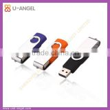 swivel promotional usb flash drive 4gb,colorful Laser,Silicone,Resin Dome swivel usb memory stick