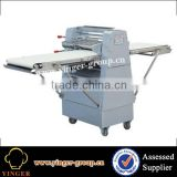 kitchen electric bakery used dough roller sheeter machine price
