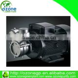 Quality of zeolite oxygen generator ,Aquaculture fish oxygen making machine gas liquid mixing pump