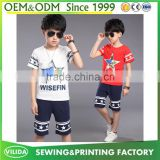 Wholesale Children Breathable Printing T Shirt Custom Boys Printed T Shirt