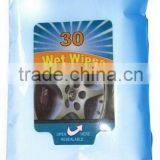 30pc stainless steel wipe paper dispenser,wet wipe
