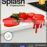 Plastic HDPE Cutting Board/ Anti-Slip Plastic chopping boards/PE Material virgin uhmwpe plastic cutting board/sheet