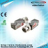 Video Balun BNC to UTP Cable Connector for CCTV Camera