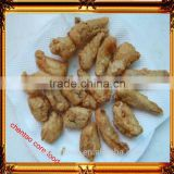 Frozen breaded seafood pacific mackerel fish block