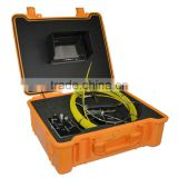 Mini Sewer Drain Pipe Snake Inspection Camera of Pipe Inspection Camera System with 6mm Cable and ABS Case 710DN5